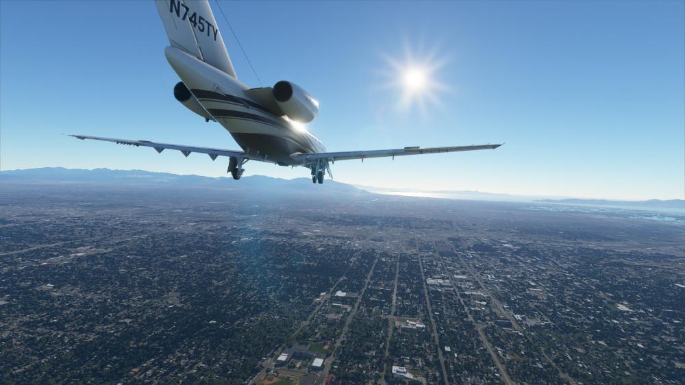 Microsoft Flight Simulator имеет смешанную реакцию в Steam