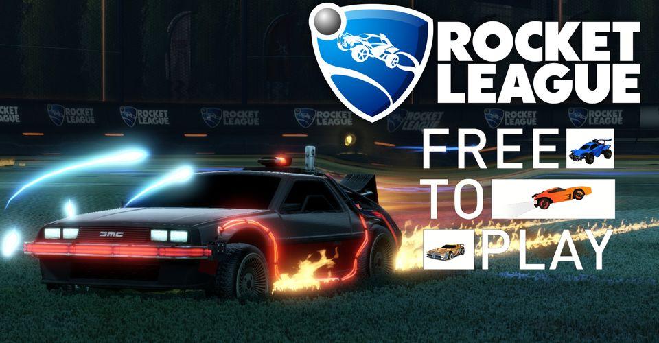 Rocket League станет полностью бесплатной с 23 сентября