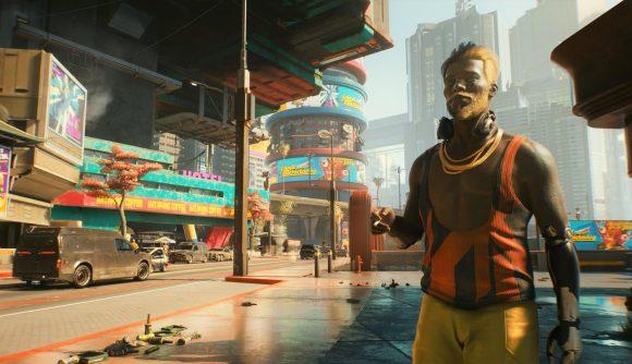 Стрим с разработчиком Cyberpunk 2077 Night City Wire