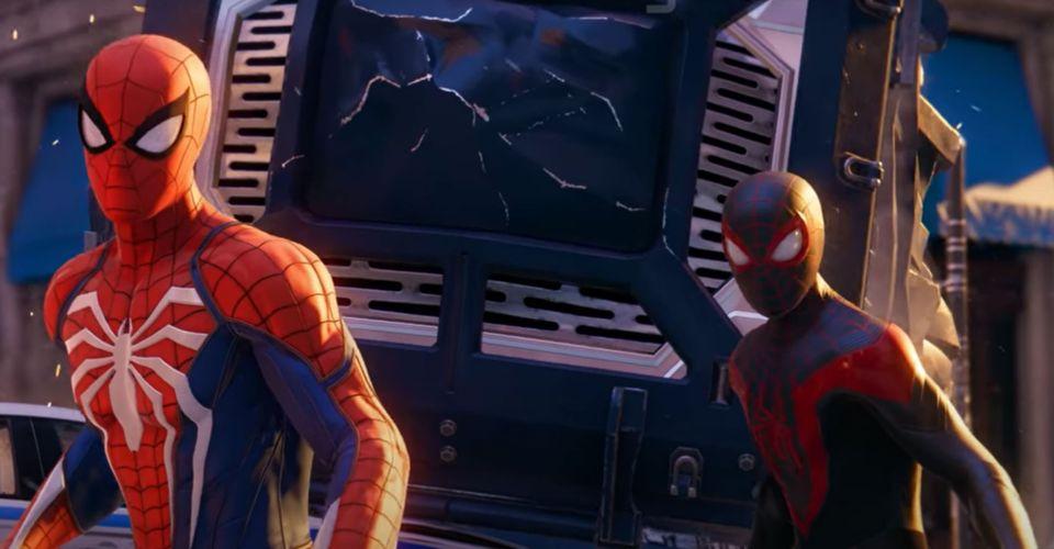 Как выглядит бой с боссом в SpiderMan Miles Morales на PS5