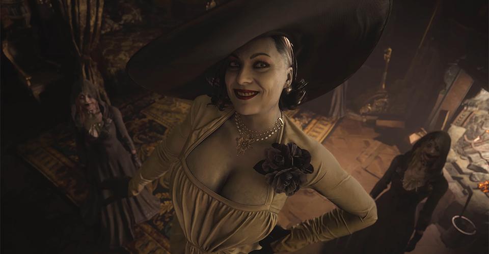 Разработчики выпустят DLC для Resident Evil Village