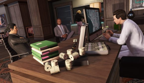 В GTA Online были исправлены популярные способы мошенничества