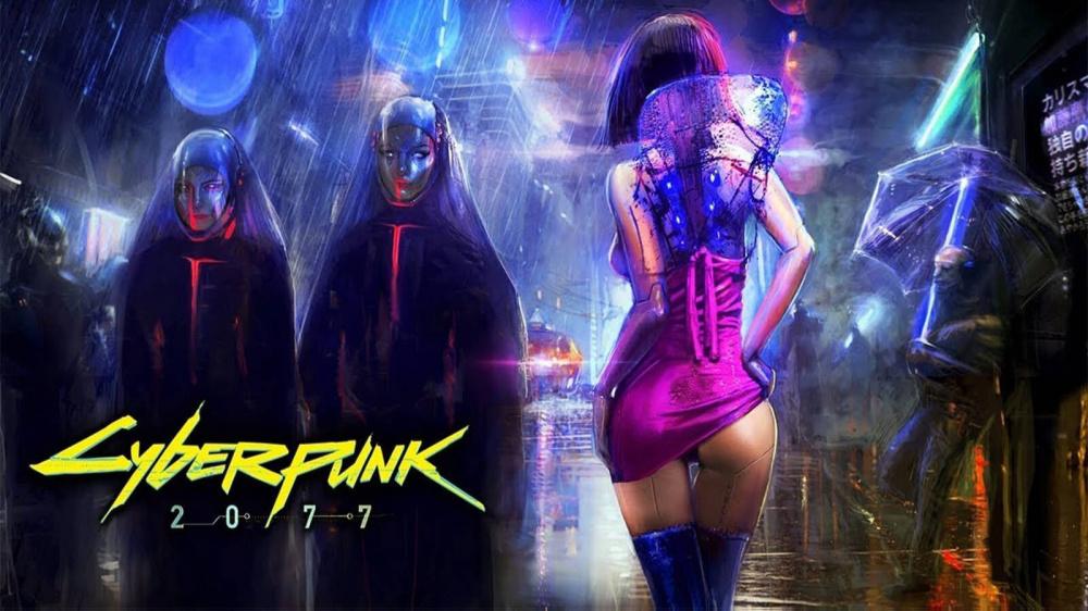 Карты Cyberpunk 2077 Nvidia RTX 2080 Ti продаются более чем за  4000