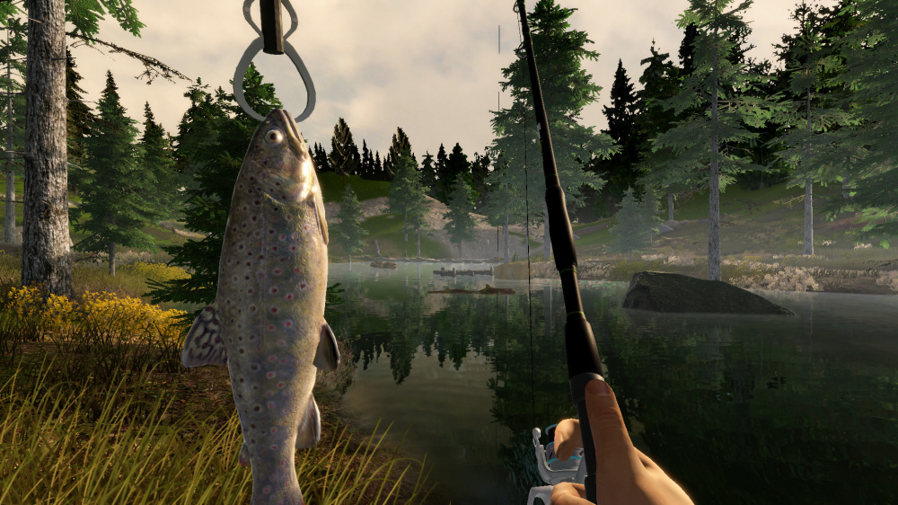 The Catch делает рыбалку похожей на миссию киллера