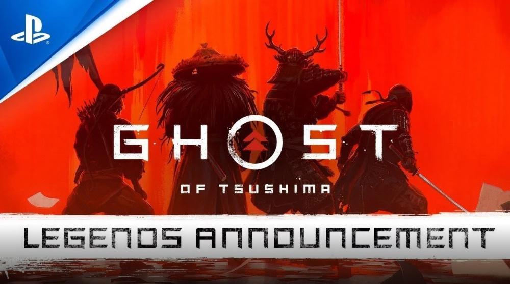 Мультиплеерный режим Ghost of Tsushima Legends выйдет в 2020 году