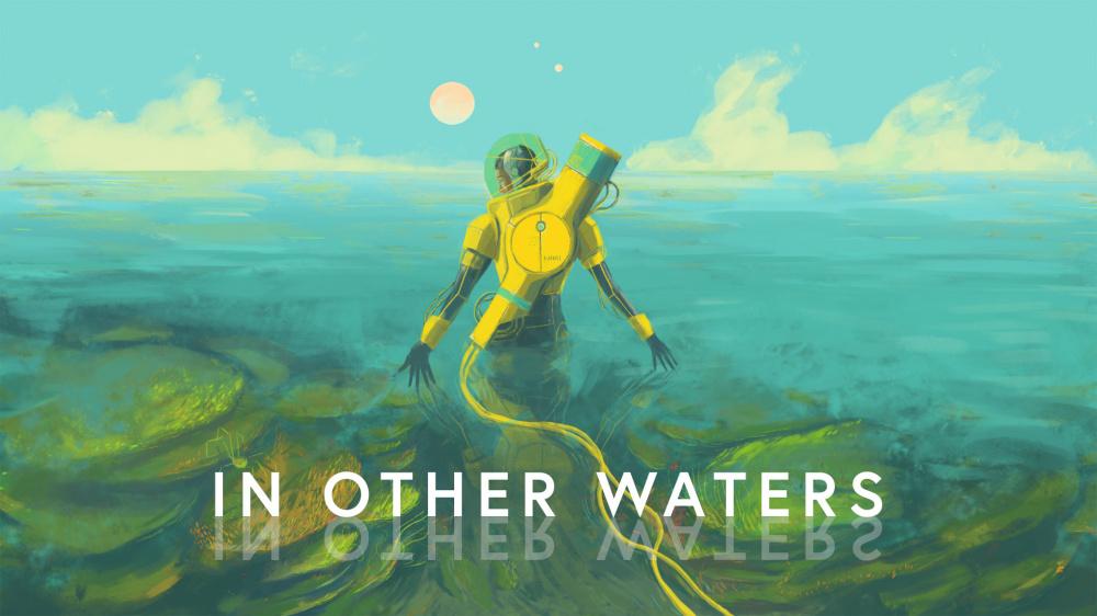 Научнофантастическая разведочная игра в других водах выходит сегодня
