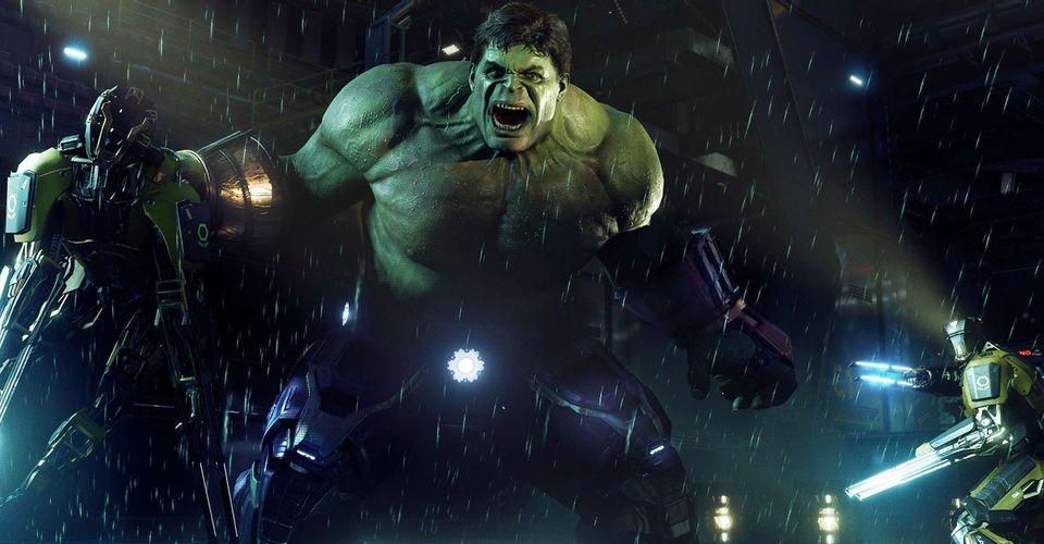 Marvels Avengers Как сделать Халка эффективнее в игре