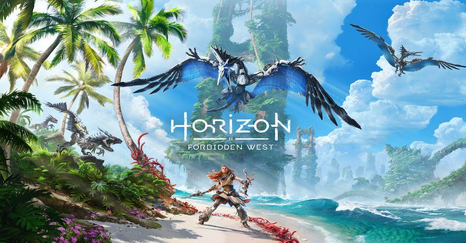Horizon Forbidden West Раскрыли новые регионы