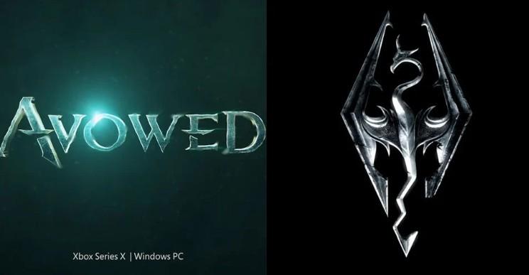 Игра Avowed выглядит как новый Skyrim