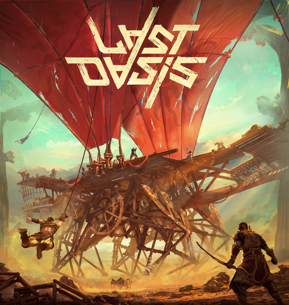 Last Oasis встат в стадию разработки