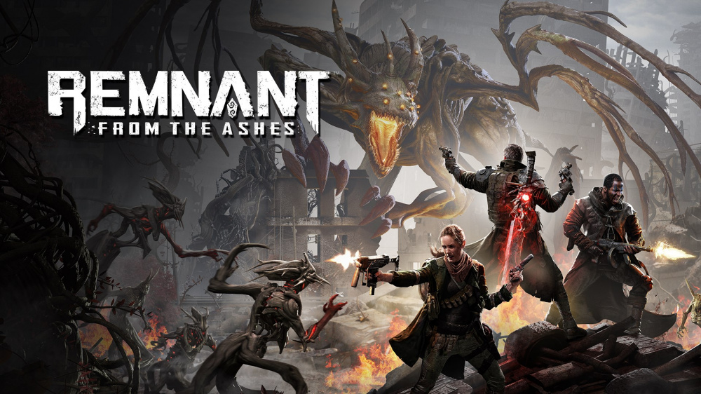 Remnant From the Ashes Swamps of Corsus  DLC добавит режим выживания