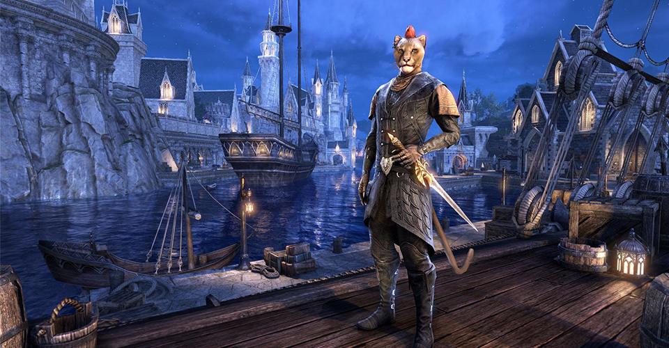 В The Elder Scrolls Online пройдет праздник Неустрашимые