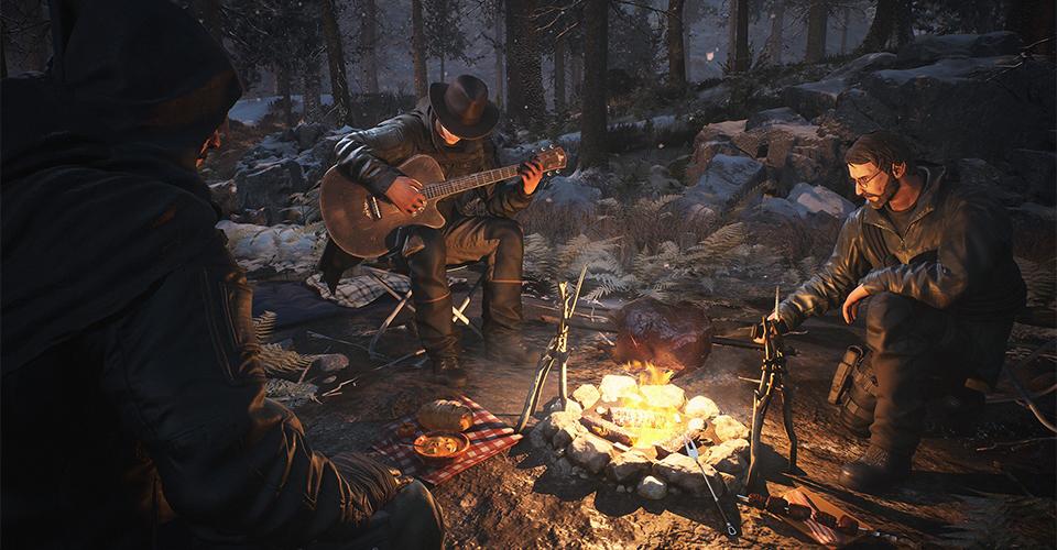Новый ролик о якутском боевике в стиле The Last of Us и The Division