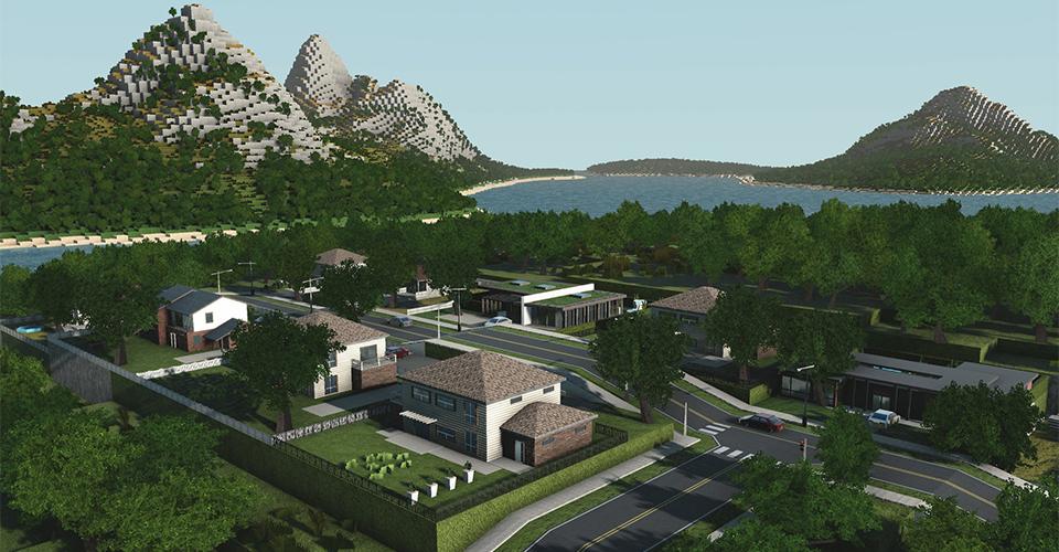 Каждый пользователь может возвести город мечты в Citystate 2