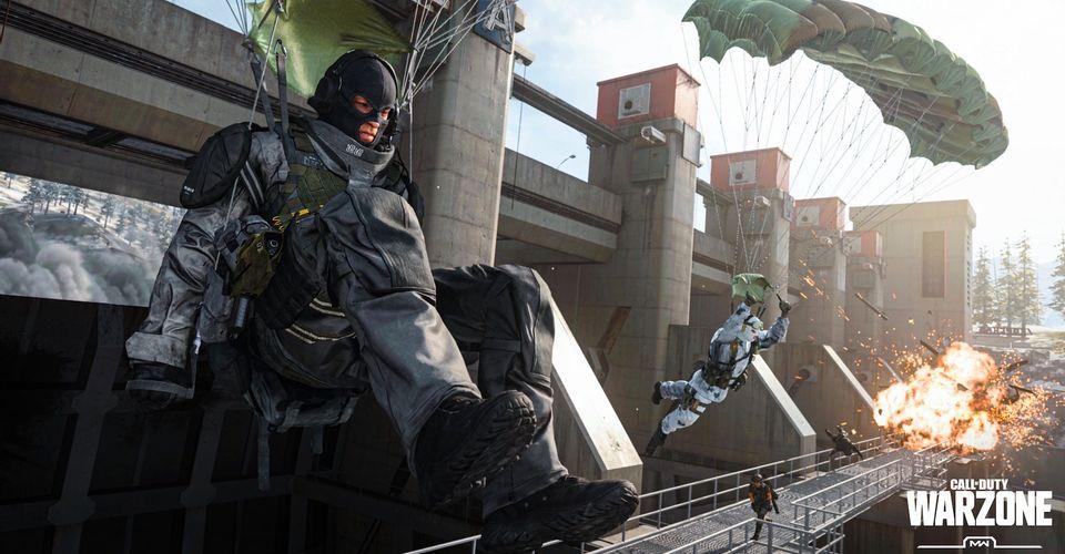 Activision провели еще одну крупную зачистку в Call Of Duty Warzone