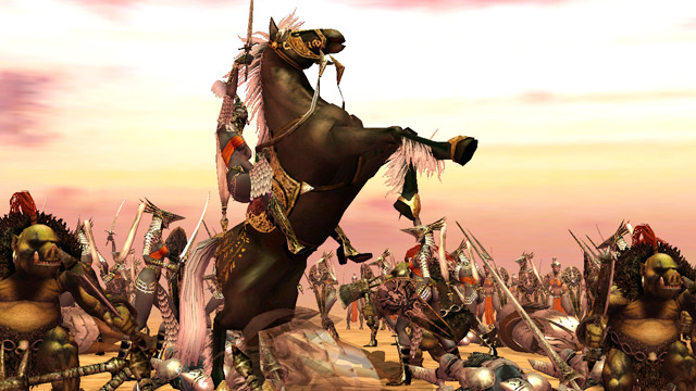 Kingdom Under Fire The Crusaders наконецто на ПК 16 лет спустя