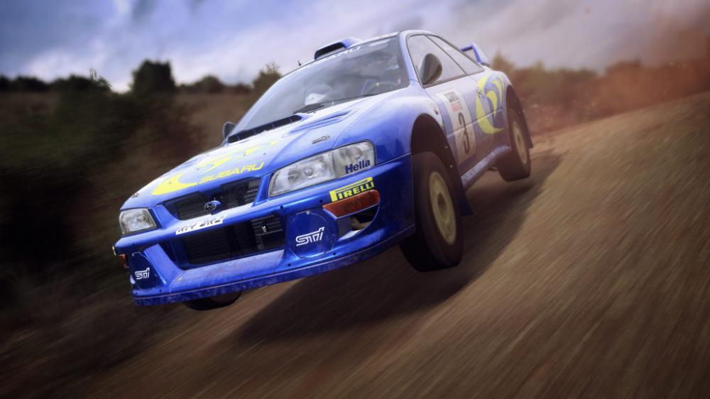 Dirt Rally 20 и другие компьютерные игры теперь включают в себя советы по безопасности коронавируса в игре