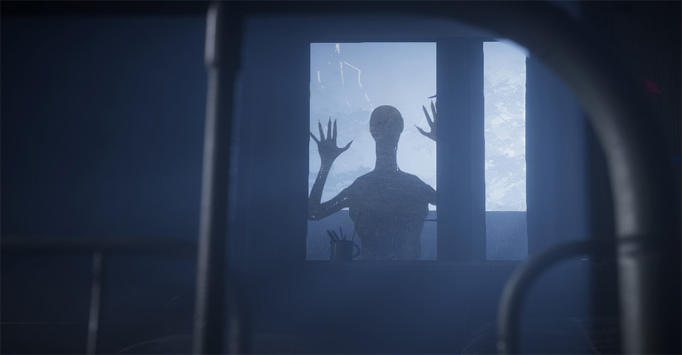 В Steam выйдет хоррор о России 90х Разработчикам удалось напугать геймеров жутким трейлером