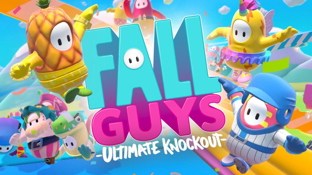 Когда выйдет Fall Guys на Xbox