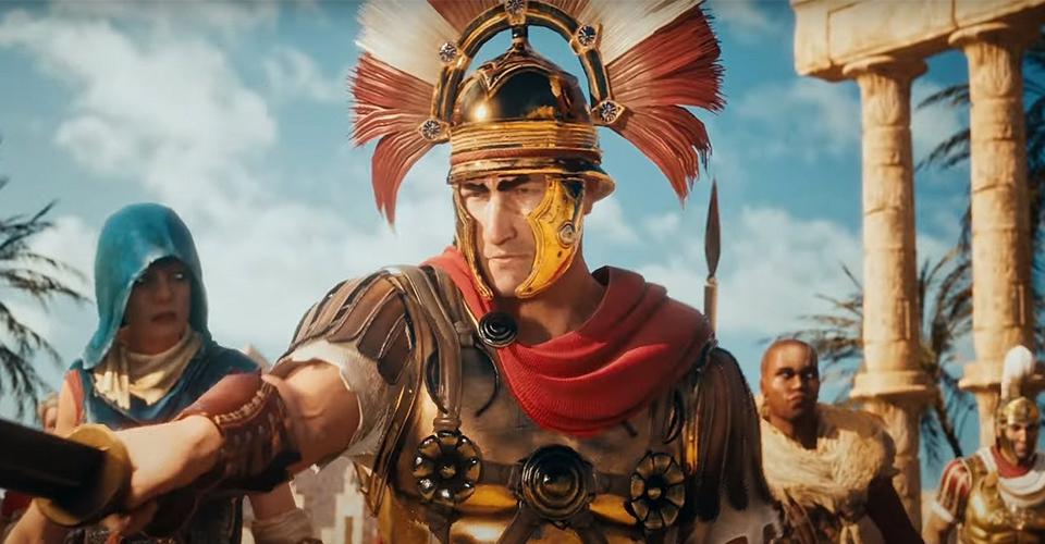Появились подробности о выходе RPG про Древний Рим