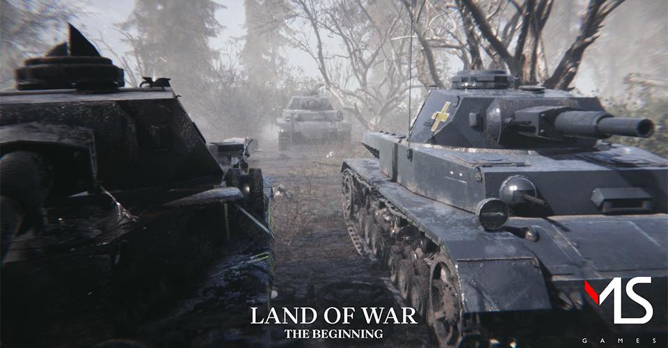 Анонсирован новый шутер про Вторую мировую войну