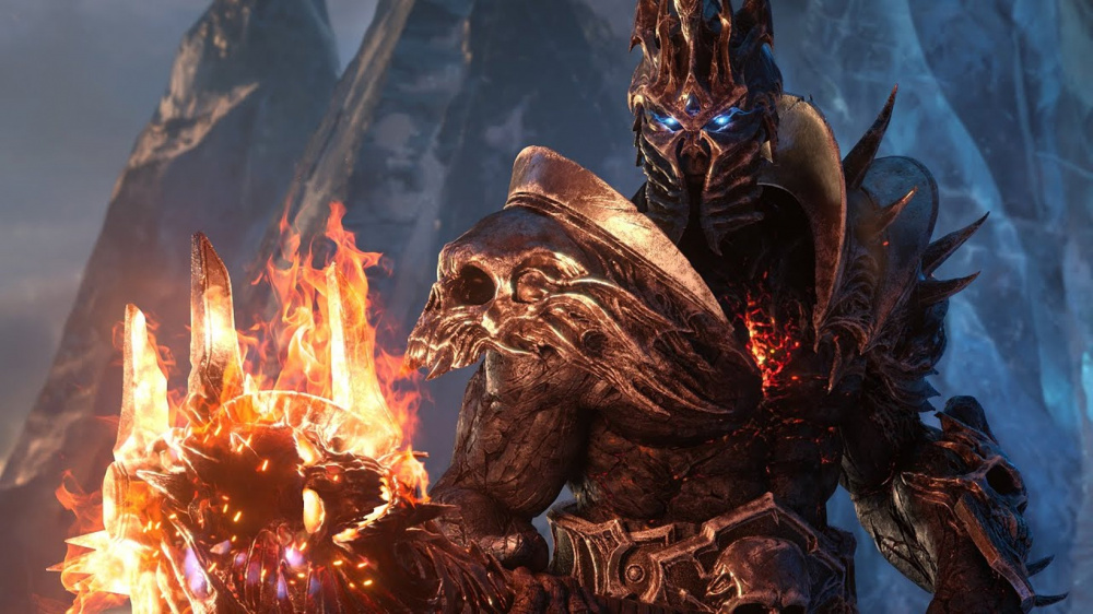 World of Warcraft Shadowlands alpha стартует на этой неделе