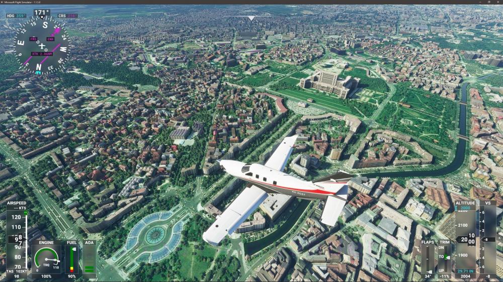 Воссоздание планеты Земля  только начало для Microsoft Flight Simulator