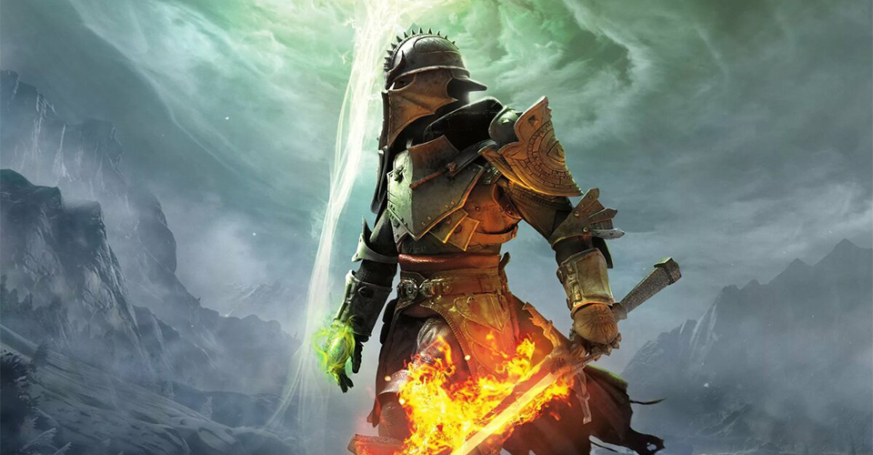 Новый арт Dragon Age 4 от главного продюссера