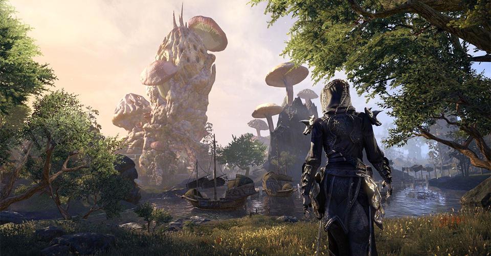 The Elder Scrolls 6 с невероятной графикой