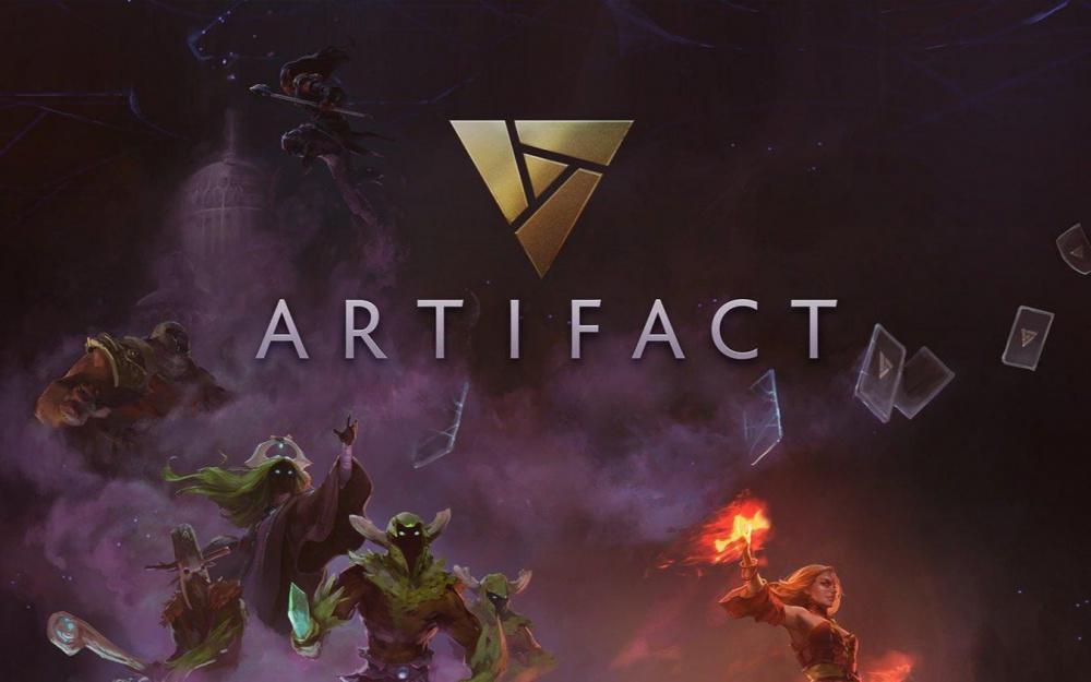 Valve демонстрирует новые карты артефактов с заполнителем стиля MS Paint art