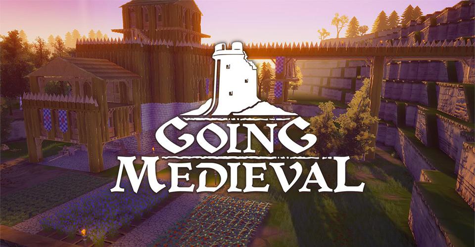 Интересный симулятор средневековья Going Medieval