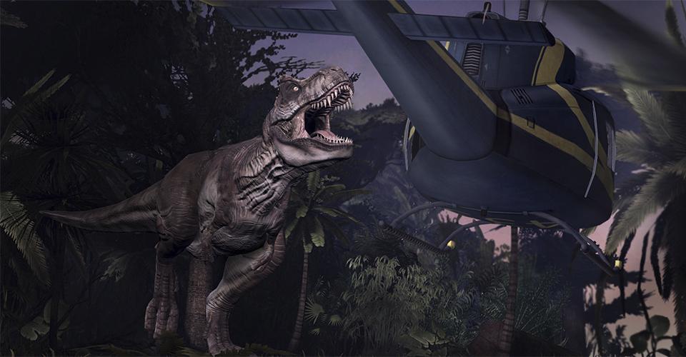 Демонстрационная версия Jurassic Park Trespasser VR вышла на базе HalfLife Alyx
