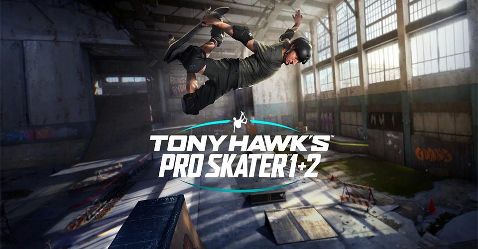 Уже скоро владельцы Nintendo Switch смогут оценить Tony Hawks Pro Skater 1  2
