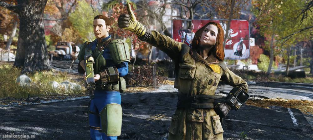 Новый робот Fallout 76 любит коммунизм слишком сильно для некоторых игроков