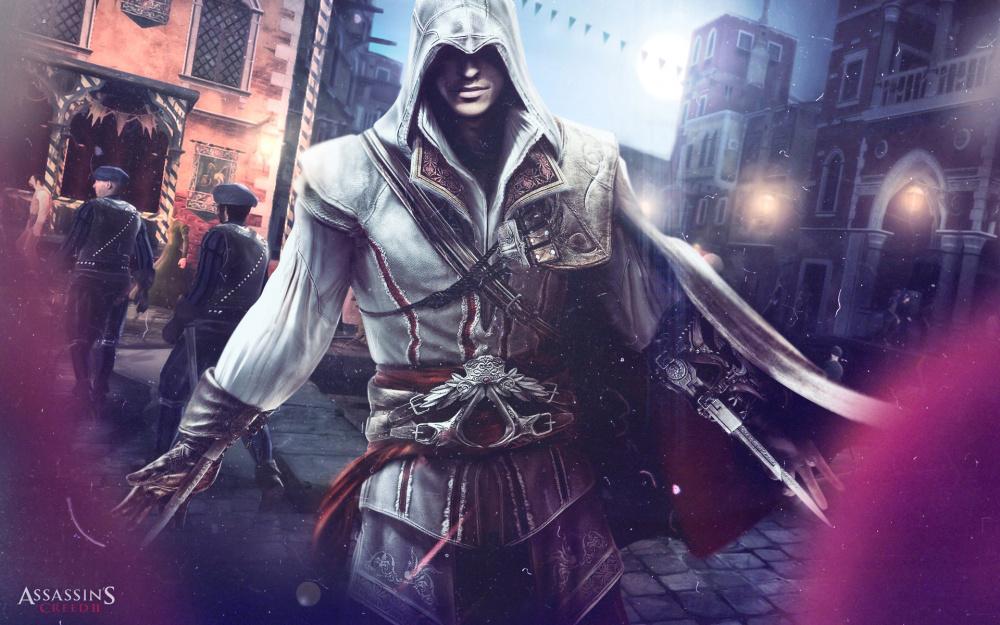 Ubisoft планирует подарить Assassins Creed 2 бесплатно