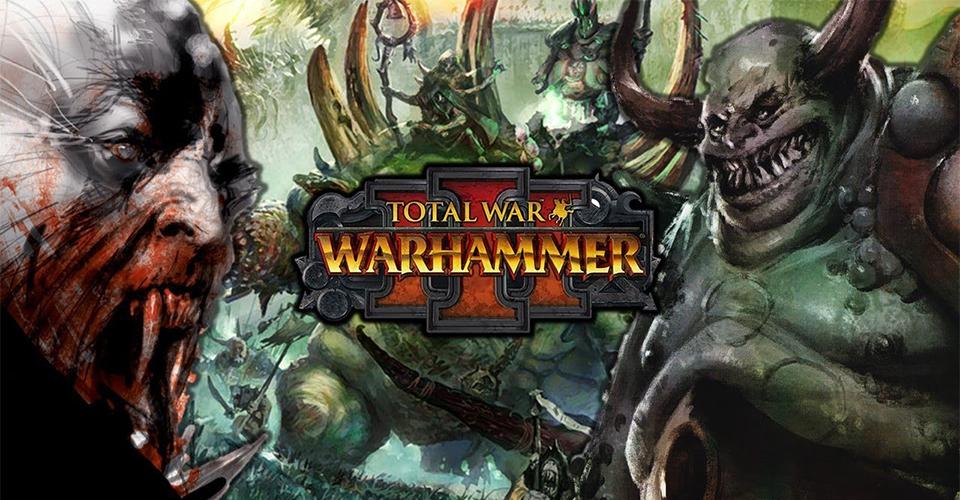 Анонс официального релиза Total War Warhammer 3