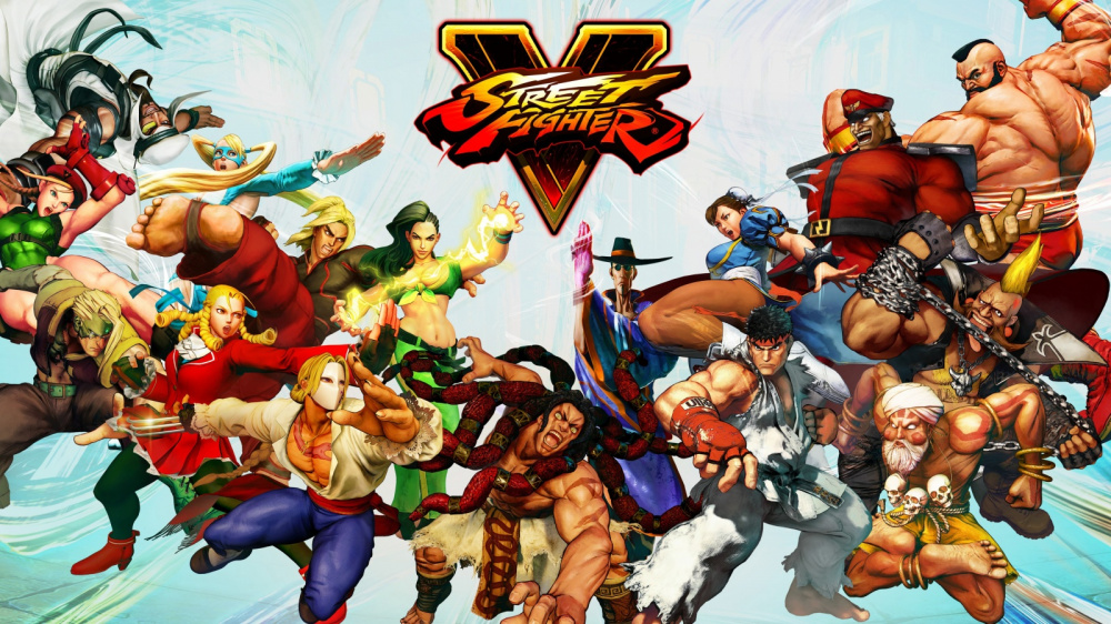Street Fighter V Новые персонажи из DLC