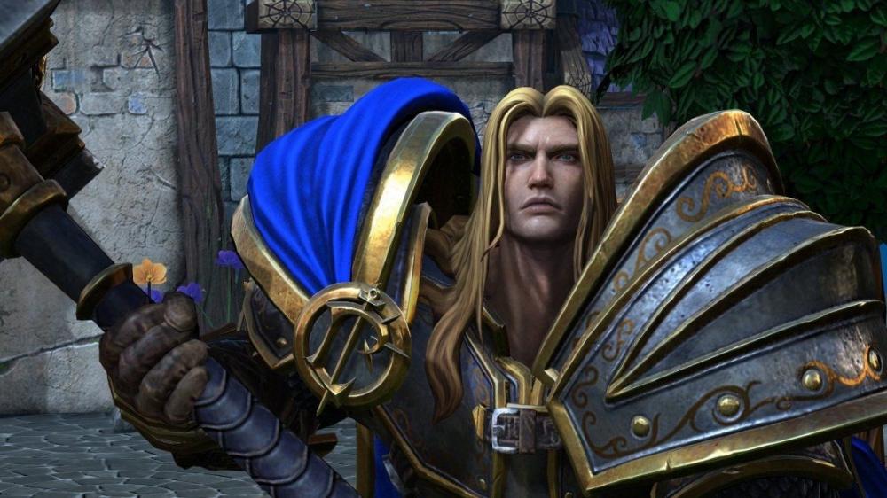 Вот как выглядит Warcraft 3 Reforged как RPG от третьего лица