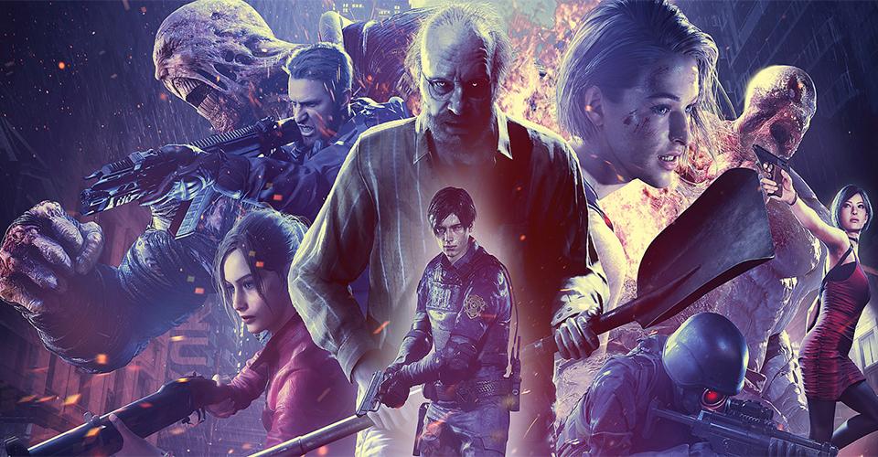 Следующая часть Resident Evil выйдет в следующем году