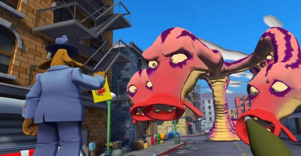 Игра Sam and Max VR анонсирована с новым трейлером