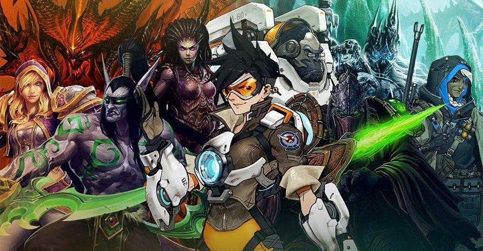 Blizzard придется разрабатывать новые игры старые проекты для ремастеров заканчиваются