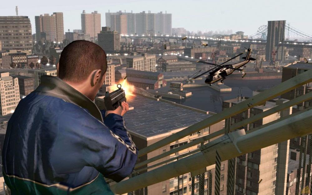 Почему GTA4 ещ не портировали на телефон