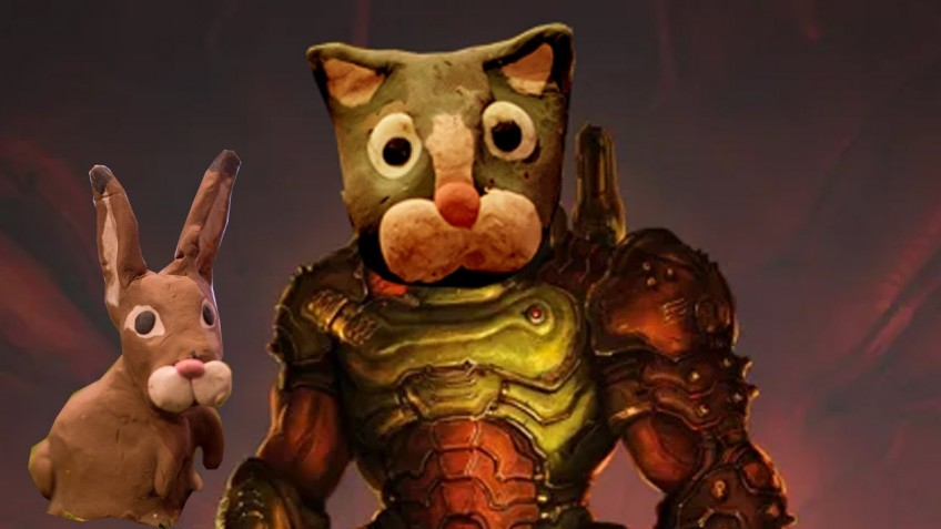 Вышел ClaycatS Doom Eternal