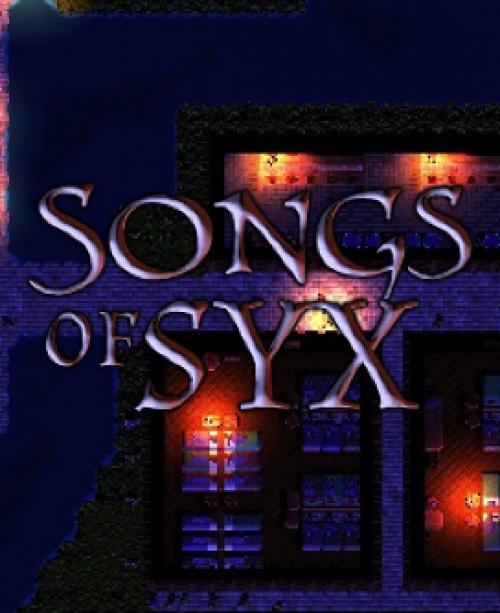 Songs Of Syxэто базовая строительная игра с масштабными сражениями
