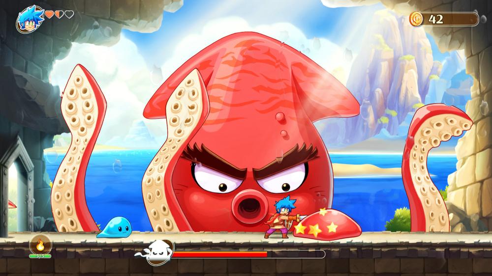 Разработчик Monster Boy объявляет Утиные сказки Крякшотами