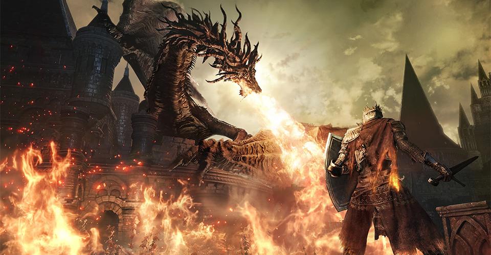 Прошел слух что мы можем увидеть эксклюзив от компании Microsoft и студии Dark Souls