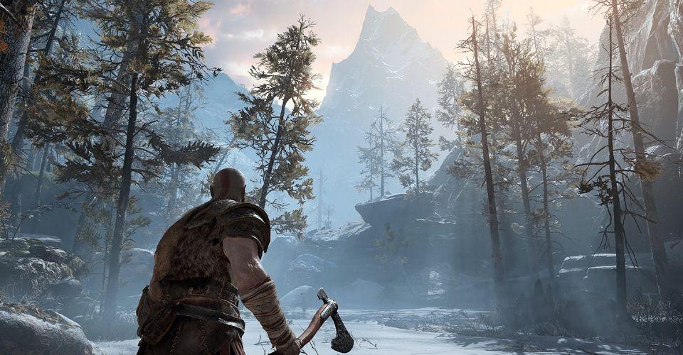 Режиссер God of War рассказывает об использовании мощности PS5