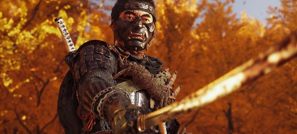 Ghost of Tsushima может стать самой продаваемой игрой Японии
