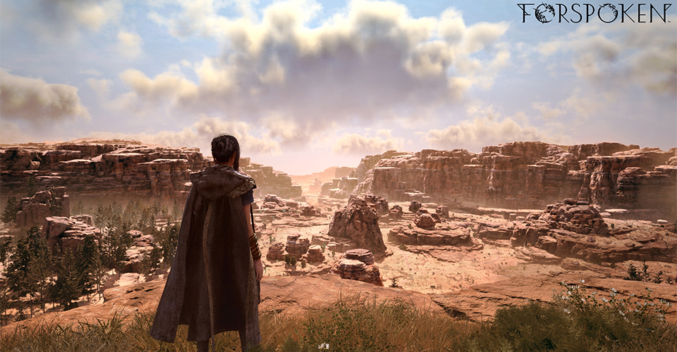 Square Enix рассекретили новое название высоко бюджетного тайтла Project Athia