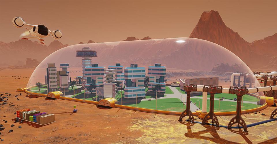15 марта выходит новое обновление Surviving Mars больше бесплатного контента